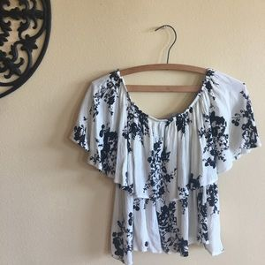 Lily's Off the Shoulder Blouse